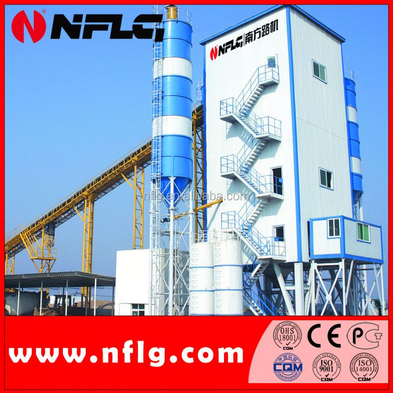 Concrete Batching Plant mixing tower Supplier