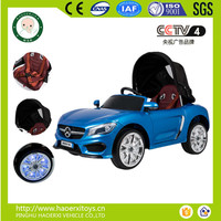 2016 new product!Hot selling baby electric toy car with gift for children