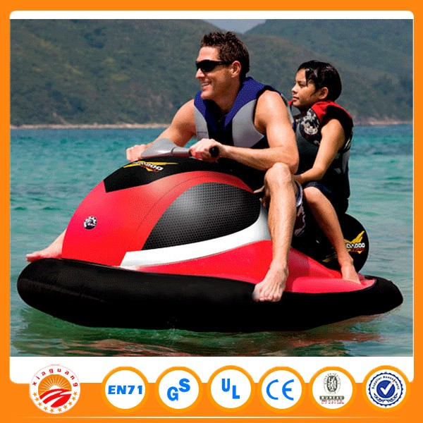 Small inflatable jet ski engine boat for sale