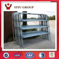 cattle headlock hot dipped galvanized livestock equipment--cattle headlock/cow headlock
