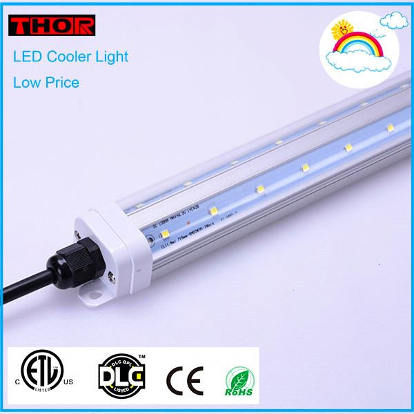 india bis certification tuv v18w 20w 25w 30w led tube light for food freezer