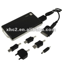 2500mAh Portable Power Bank External Battery for iPad 2 / iPhone 4 & 4S / 3GS / 3G / iPod / NOKIA / HTC / Samsung /PSP