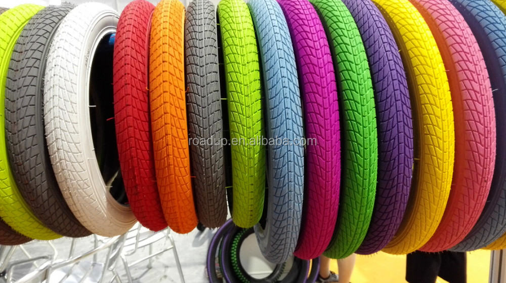 bicycle tires colored 26x175 26x2.125 16x1.95 16x2.125 14x1.75