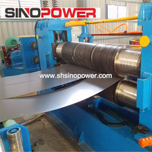 Europe technical slitting machines for sale cut to length line used slitter rewinder machine