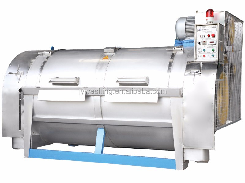 Industrial Washing Machine Equipment for Clothe Soft Cotton, Linen, Blended Fabric