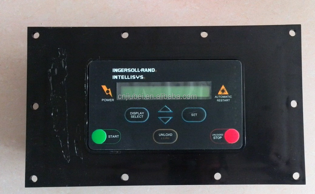 intellisys controller 39817655 lcd display intellisys plc controller for air compressor