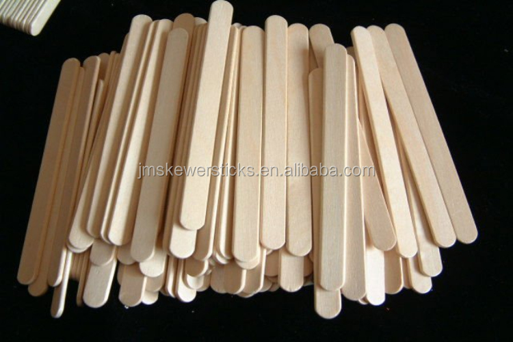 china suppliers ice cream stick round popsicle stick