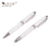 Hot Selling Products Luxury Promotional New Design White Metallic Ballpoint Pen