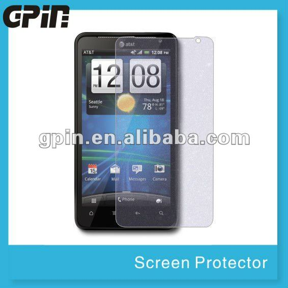 Magnetic screen protection for HTC vivid