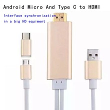 High quality machine grade HDTV cable best buy To HDMI Cable 1080P HDTV Adapter For iPhone 5 5S 6 6s plus iPad