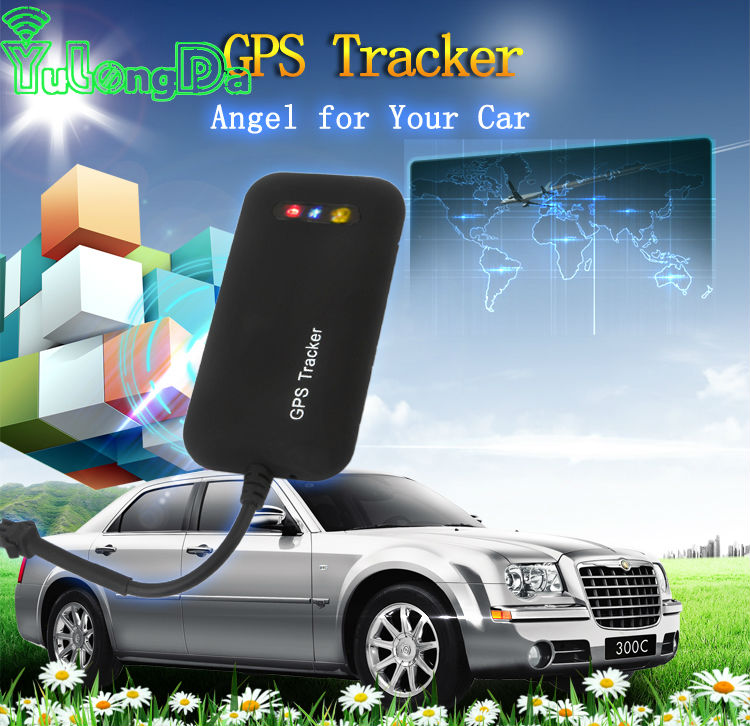 H02 12 volt gps tracker car alarm that calls cell phone