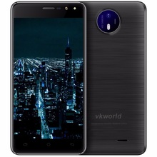 2017 Original Vkworld F2 Android 3G Telephone celular MTK6580A Quad Core 2GB RAM 16GB ROM 8.0MP 3G Phone celular movil