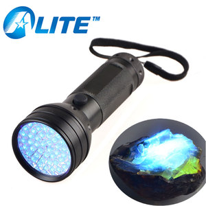 51 led uv flashlight blacklight led uv torch best amber detector uv flashlight
