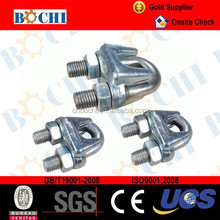 28mm Wire Rope Clamp With Galvanized