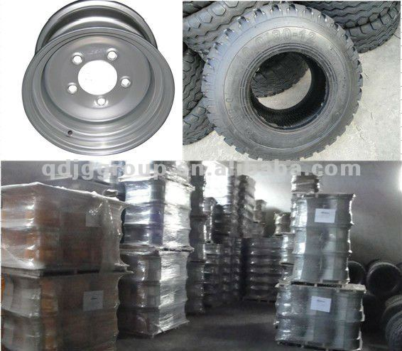 Wheel Rims for Tractor 12x7