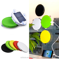 Shenzhen Electronic Solar Stick Power Bank Battery Charger With Round Shape