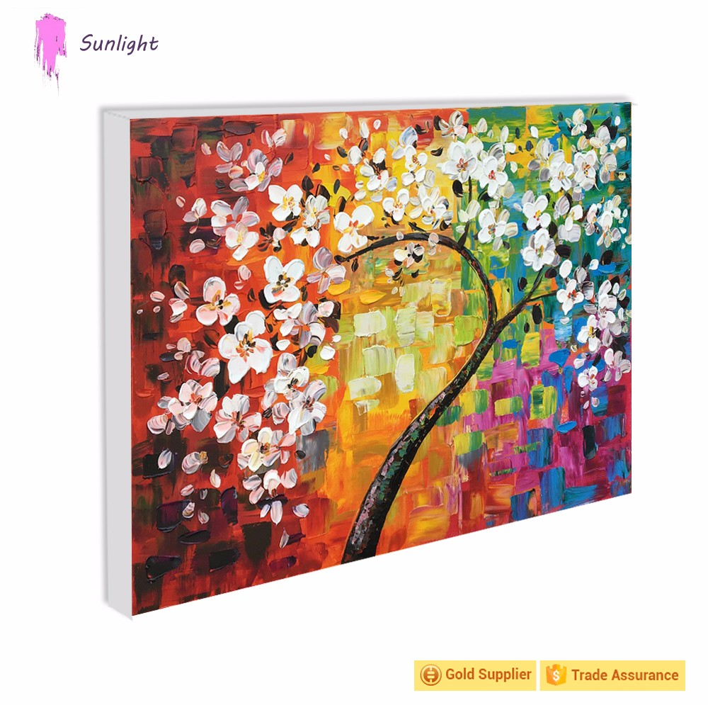 Modern Home Decoration Wall Oil Paintings <strong>Art</strong> On Canvas For Living Room
