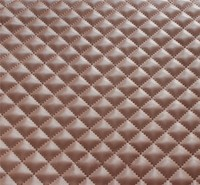 Free sample pu pvc free synthetic leather PVC Sponge Leather for car seat,Shoes, Sofa and Bags