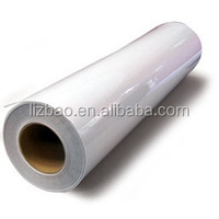 pvc transparent laminating film roll