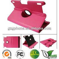 PU leather case with stand function for Amazon Kindle Fire HDX 8.9""