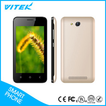 VTEX 4 inch Android 6.0 Touch Screen cheapest 3g wcdma gsm dual sim Mobile smart phone