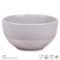 flat bottom bowl