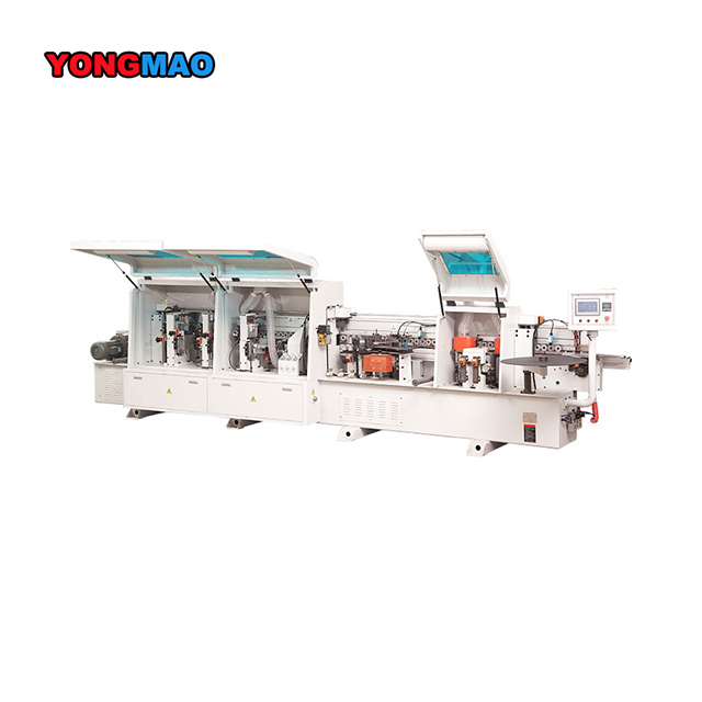 Automatic PVC Edge Banding Machine with Pre Milling Function