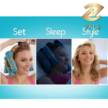 Soft Foam Hair Sleep Styler Hair Roller Tool