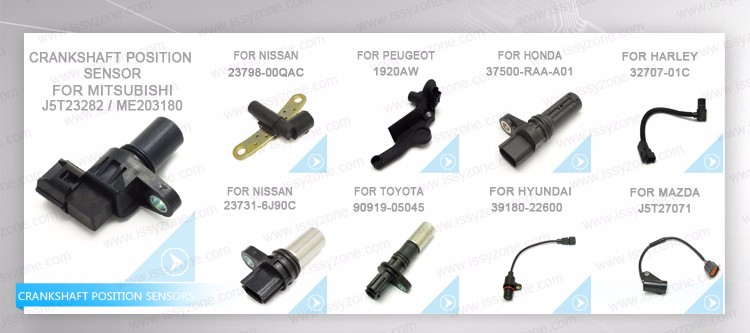 Crankshaft position sensor For Hyundai Accent 39180 22600 ICRPSYD002