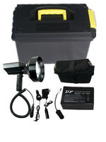 gz Rechargeable search product,100W Hunting equipment hid xenon conversion kit with handle klarheit direct
