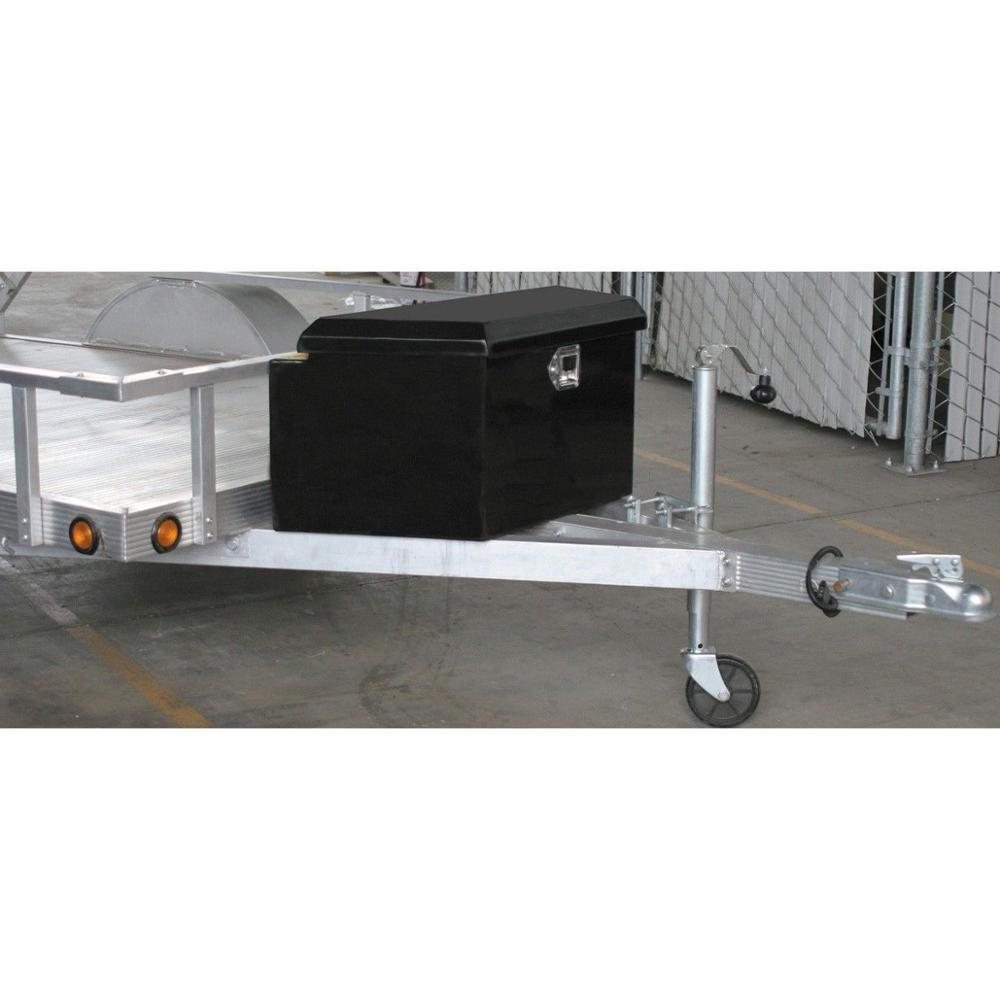 Aluminum Camper Trailer Tongue Tool Box
