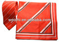 Good quality custom square pure silk scarf