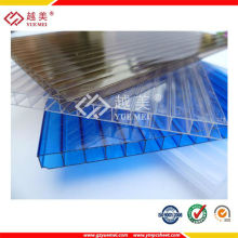 polycarbonate plastic panels/pc hollow sheet suppliers