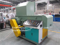 Metal Shredder /Plastic shredder/ Rubber Pulverizer used in waste recycling factory