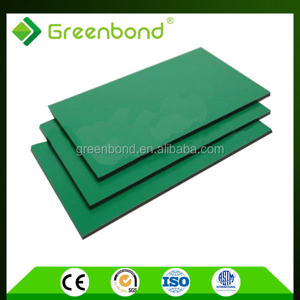 Greenbond hot sale 3mm insulated aluminum composite panels for ceiling
