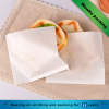 Grease proof paper mini bag for burger/french fries/fried chicken wrapping