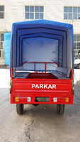 HOT SALE CARGO PASSENGER TRICYCLE RS150ZH-EP WITH REAR TENT AND SEATS