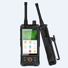 Android OS Walkie Talkie digital two way radios phones DMR 3G LTE 4G WiFi