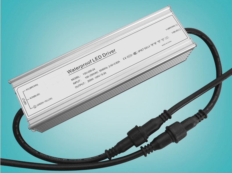 Waterproof Constant Voltage Led Driver Led Switching Power