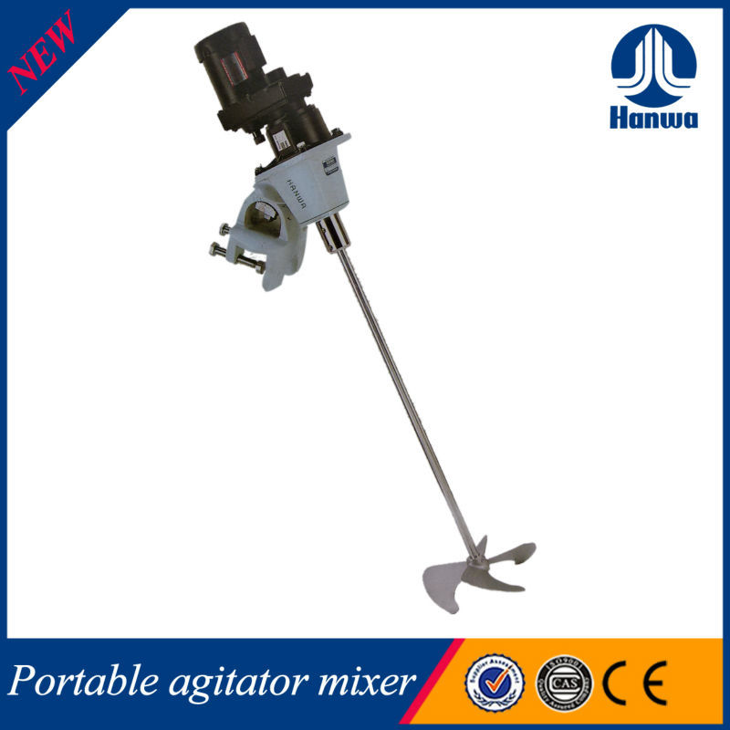 Popular Portable electric mud agitator