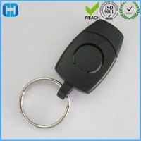 New Style Center Release Insert Plastic Key Ring Buckle