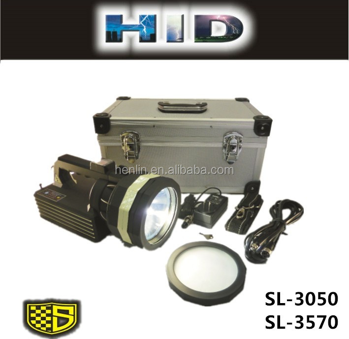 HID searchlight marine light