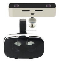 Svpro Mini colorful attractive dual lens 3D virtual reality camera VR gears for all 4.0-6.5 inches mobile phone