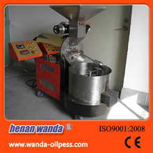 large capacity coffee bean roasting machine, commercial coffee roaster machine