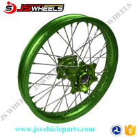 250CC Dirt bike KX125 KX250 KXF250 KXF450 Aluminum Alloy Spoked wheels