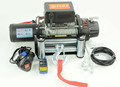 TOP SALE 4WD 12V/24V USED ATV UTV JEEP ELECTRIC WINCH 12000LB WITH WIRE ROPE
