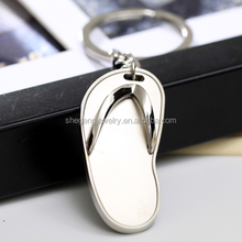 Fashion flip flops Slipper Keychain Key Chain Ring
