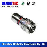 n female connector for coaxial cable rj11 crc9