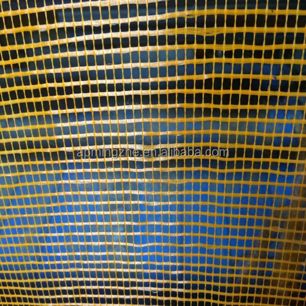 10 X 10 MM GRC PRODUCT enhanced fiber glass grid cloth for wall construction