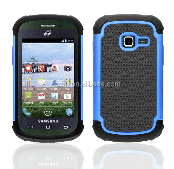 For Samsung Galaxy centura SCH S738C triple defender case
